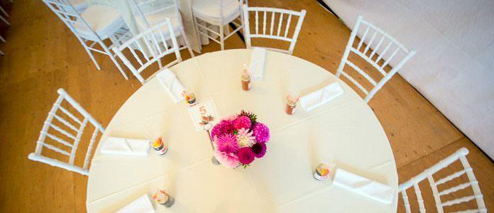 Razporeditev miz
