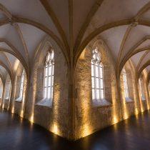 Dominikanski samostan, križni hodnik: foto: Črt Slavec