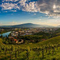 Maribor Pohorje Drava Slovenija Slovenia, foto: Rok Breznik