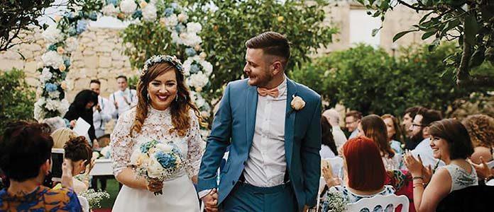 Potek poročnega dne