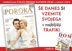 Nagradna igra Priročnik Poroka