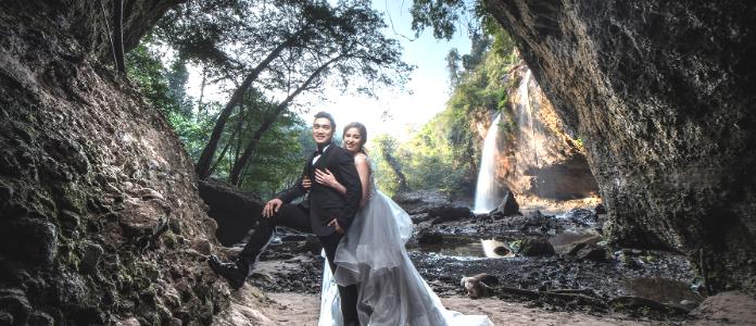 Poroka v jami