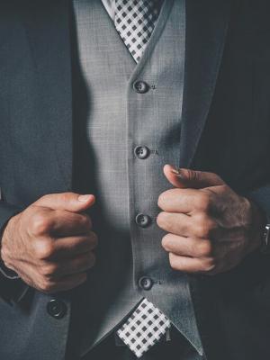 Moška obleka