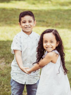 Otroci na poroki